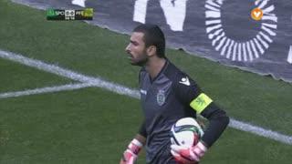 FC P.Ferreira, Jogada, Paraiba aos 36'