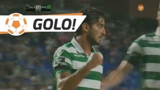 GOLO! Sporting CP, A. Aquilani aos 83', A. Académica 1-3 Sporting CP