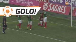 GOLO! Marítimo M., G. Ghazaryan aos 71', Marítimo M. 3-1 Vitória FC