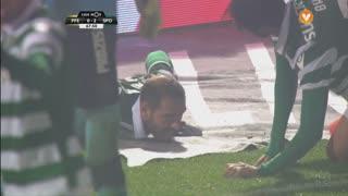 Sporting CP, Jogada, Bruno César aos 68'