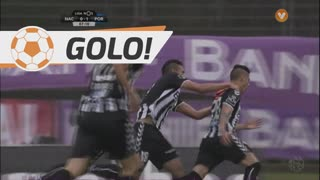 GOLO! CD Nacional, Willyan aos 8', CD Nacional 1-1 FC Porto