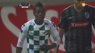 Moreirense FC, Jogada, E. Boateng aos 72'