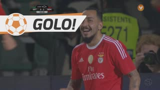 GOLO! SL Benfica, K. Mitroglou aos 53', Vitória FC 0-3 SL Benfica