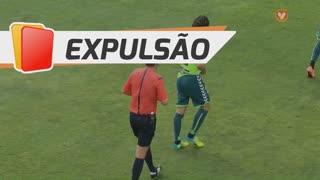 Vitória FC, Expulsão, Vasco Costa aos 90'+2'
