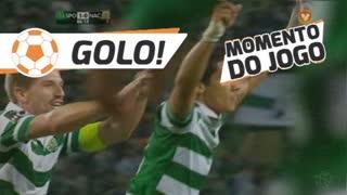 GOLO! Sporting CP, Montero aos 86', Sporting CP 1-0 CD Nacional