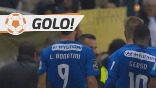 GOLO! Estoril Praia, Léo Bonatini aos 45'+2', Boavista FC 1-1 Estoril Praia