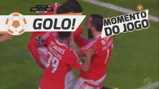 GOLO! SL Benfica, R. Jiménez aos 85', A. Académica 1-2 SL Benfica
