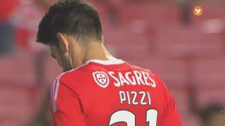 SL Benfica, Jogada, Pizzi aos 15'