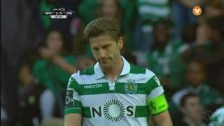 Sporting CP, Jogada, Adrien Silva aos 67'
