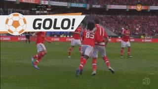 GOLO! SL Benfica, K. Mitroglou aos 39', A. Académica 1-1 SL Benfica