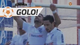 GOLO! Vitória SC, Henrique Dourado aos 45'+1', CD Nacional 1-2 Vitória SC