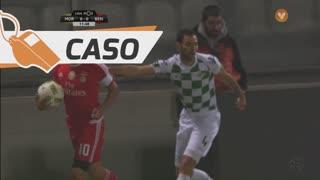 SL Benfica, Caso, Gaitán aos 12'