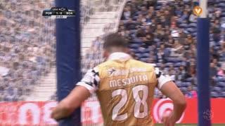 Boavista FC, Jogada, Mesquita aos 28'