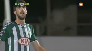 Vitória FC, Jogada, Arnold aos 28'