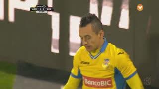 FC Arouca, Jogada, Artur aos 2'