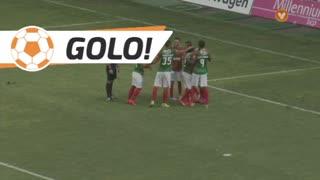 GOLO! Marítimo M., G. Ghazaryan aos 78', Marítimo M. 4-1 Vitória FC