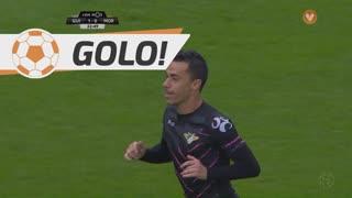 GOLO! Moreirense FC, Fábio Espinho aos 34', Vitória SC 1-1 Moreirense FC