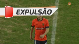FC P.Ferreira, Expulsão, Andrézinho aos 67'