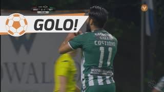 GOLO! Vitória FC, Costinha aos 80', SC Braga 3-2 Vitória FC