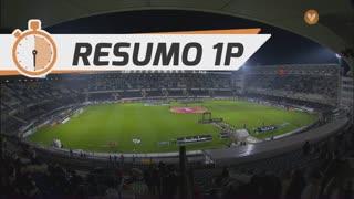 Resultado ao Intervalo – V. Guimarães 1-1 Rio Ave