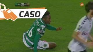 Sporting CP, Caso, Carlos Mané aos 71'