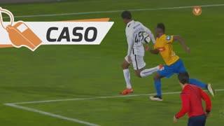 Vitória SC, Caso, Alexandre Silva aos 65'