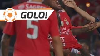 GOLO! SL Benfica, Nélson Semedo aos 89', SL Benfica 4-0 Estoril Praia