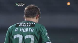 Vitória FC, Jogada, André Horta aos 5'