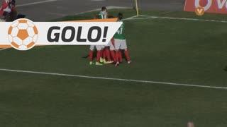 GOLO! Marítimo M., P. Diawara aos 49', Marítimo M. 1-0 A. Académica