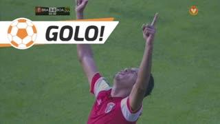 GOLO! SC Braga, Crislan aos 67', SC Braga 3-0 Boavista FC