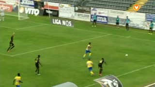 FC Arouca, Jogada, Zequinha aos 53'