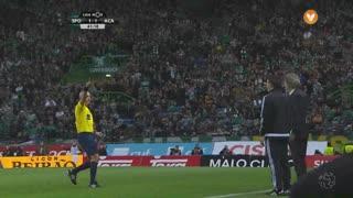 Sporting CP, Expulsão, Jorge Jesus aos 42'