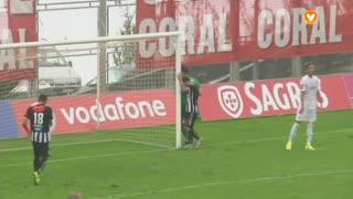 CD Nacional, Jogada, Salvador Agra aos 38'