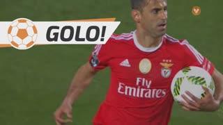 GOLO! SL Benfica, Jonas aos 19', SL Benfica 1-1 Vitória FC