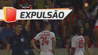 SL Benfica, Expulsão, Renato Sanches aos 37'