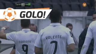 GOLO! Vitória SC, Bruno Nascimento (p.b.) aos 12', Vitória SC 1-0 CD Tondela