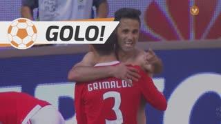 GOLO! SL Benfica, Jonas aos 39', SL Benfica 2-0 CD Nacional