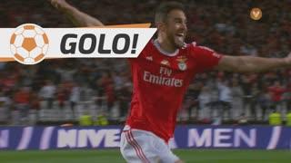 GOLO! SL Benfica, Jardel aos 11', SL Benfica 1-0 CD Tondela