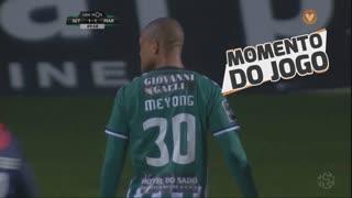 Vitória FC, Jogada, Meyong  aos 90'