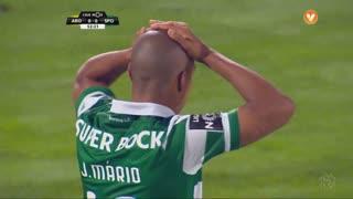 Sporting CP, Jogada, João Mário aos 52'