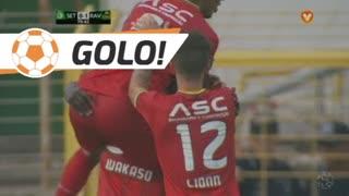 GOLO! Rio Ave FC, Yazalde aos 70', Vitória FC 0-1 Rio Ave FC