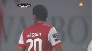 SC Braga, Jogada, Hassan aos 43'