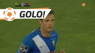 GOLO! Estoril Praia, Léo Bonatini aos 68', Estoril Praia 1-0 SC Braga