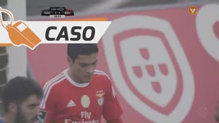 SL Benfica, Caso, R. Jiménez aos 51'