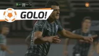 GOLO! Vitória SC, Henrique Dourado aos 2', Vitória FC 0-1 Vitória SC