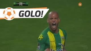 GOLO! CD Tondela, Luis Alberto aos 58', CD Tondela 1-1 Sporting CP