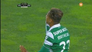 Sporting CP, Jogada, Matheus Pereira aos 90'+1'