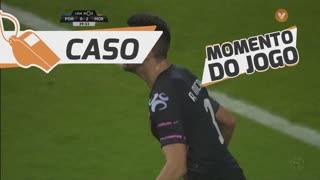 FC Porto, Caso, Maxi Pereira aos 40'