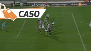 Boavista FC, Caso, Paulo Vinicius aos 80'