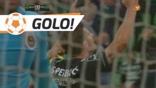 GOLO! Sporting CP, Adrien Silva aos 10', Rio Ave FC 0-1 Sporting CP